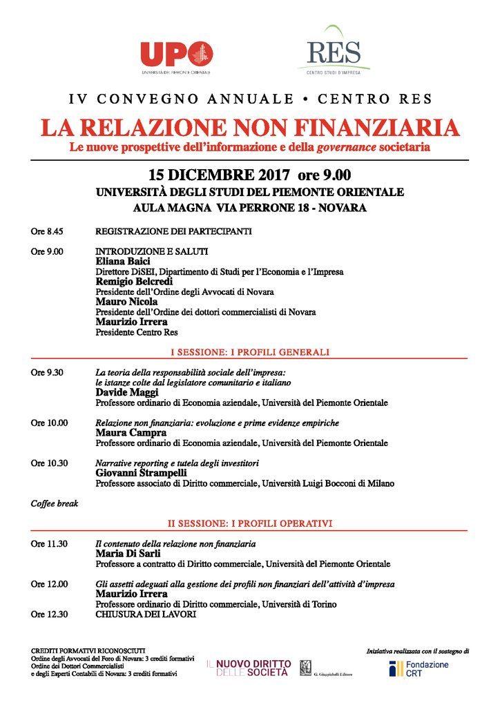 thumbnail of Convegno Centro RES 2017